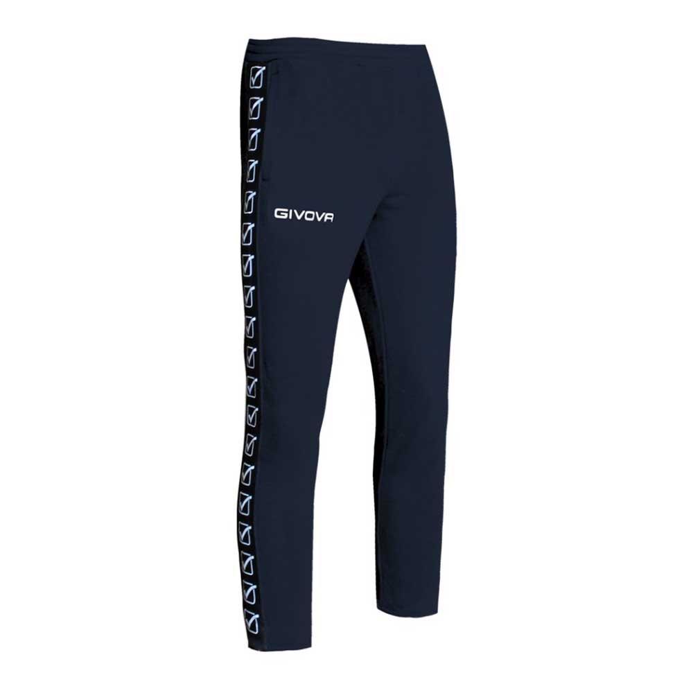 Givova Pantalons College Band S Blue