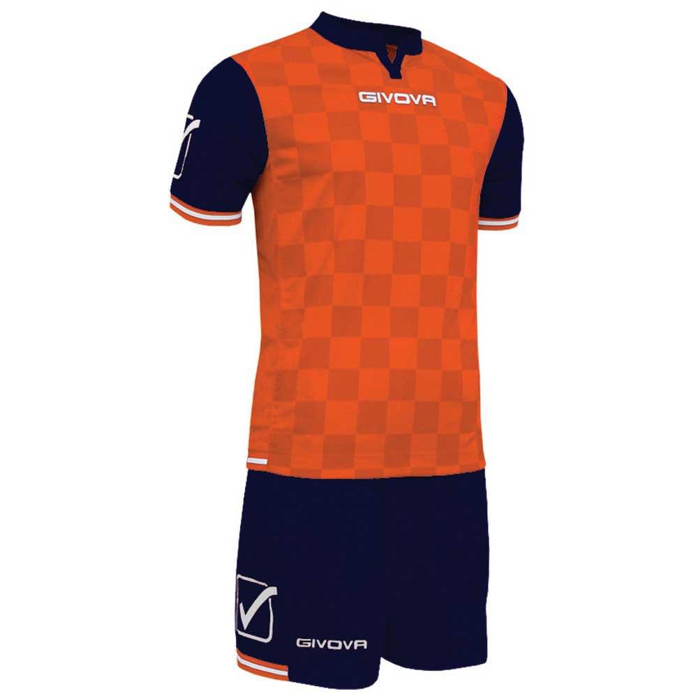 Givova Set Competition M Orange / Blue