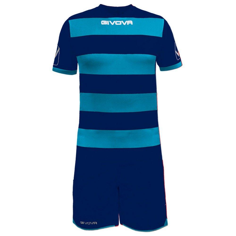 Givova Set Rugby M Blue / Sky-Blue
