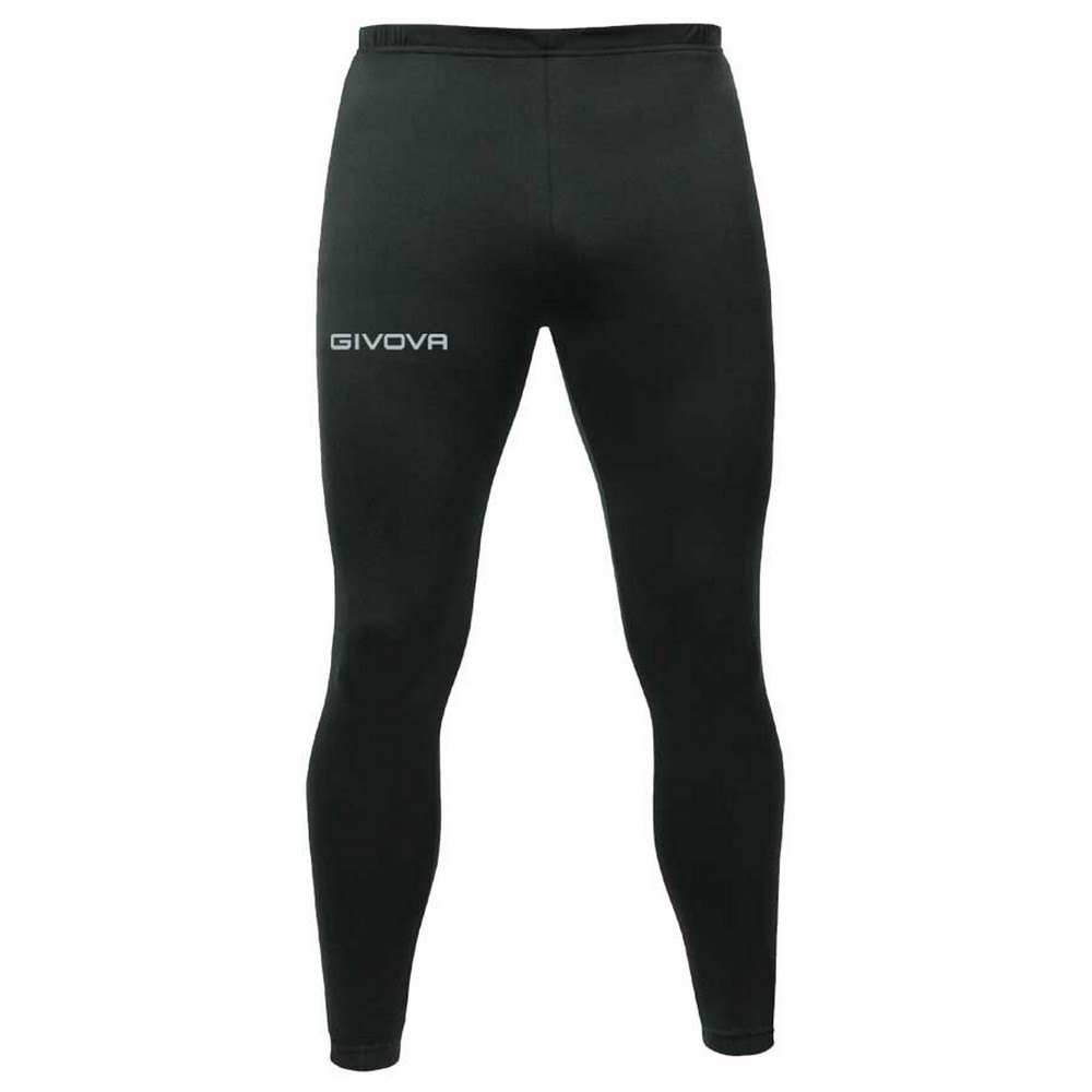 Givova Pantalons Slim S Black
