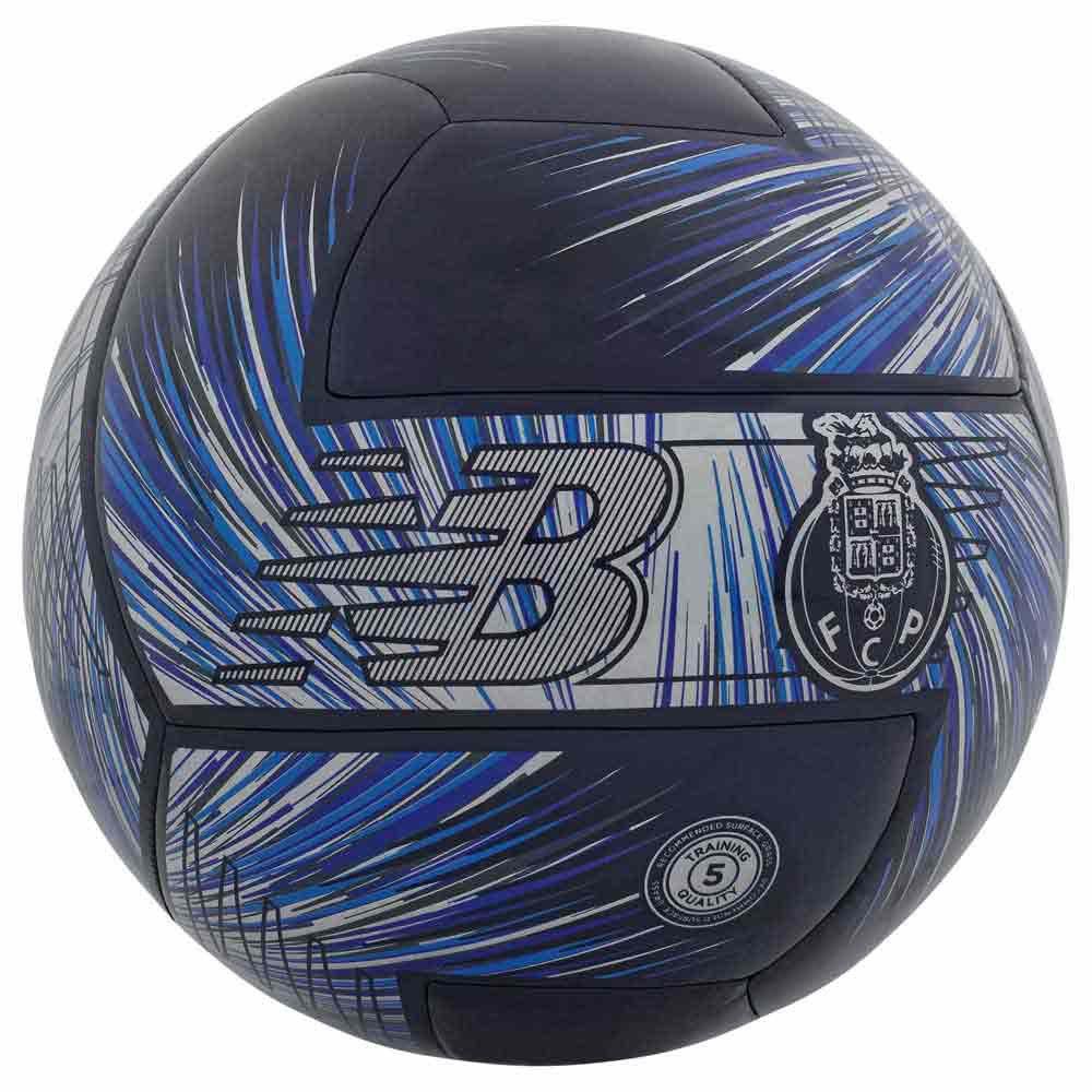 New Balance Ballon Football Fc Porto Training 5 Iridiscent Navy