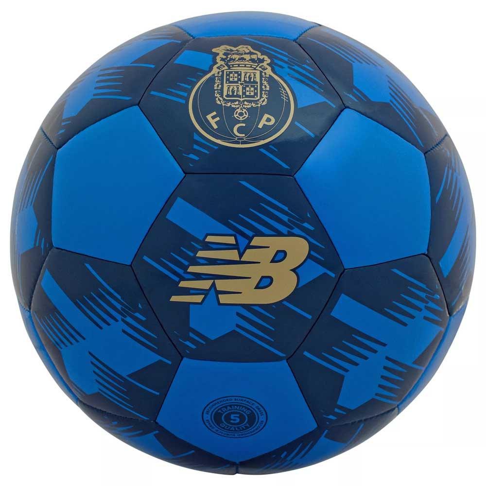 New Balance Ballon Football Fc Porto Dash 5 Blue