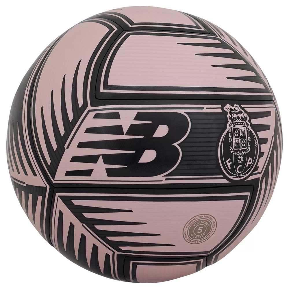 New Balance Ballon Football Fc Porto Training 5 Pink