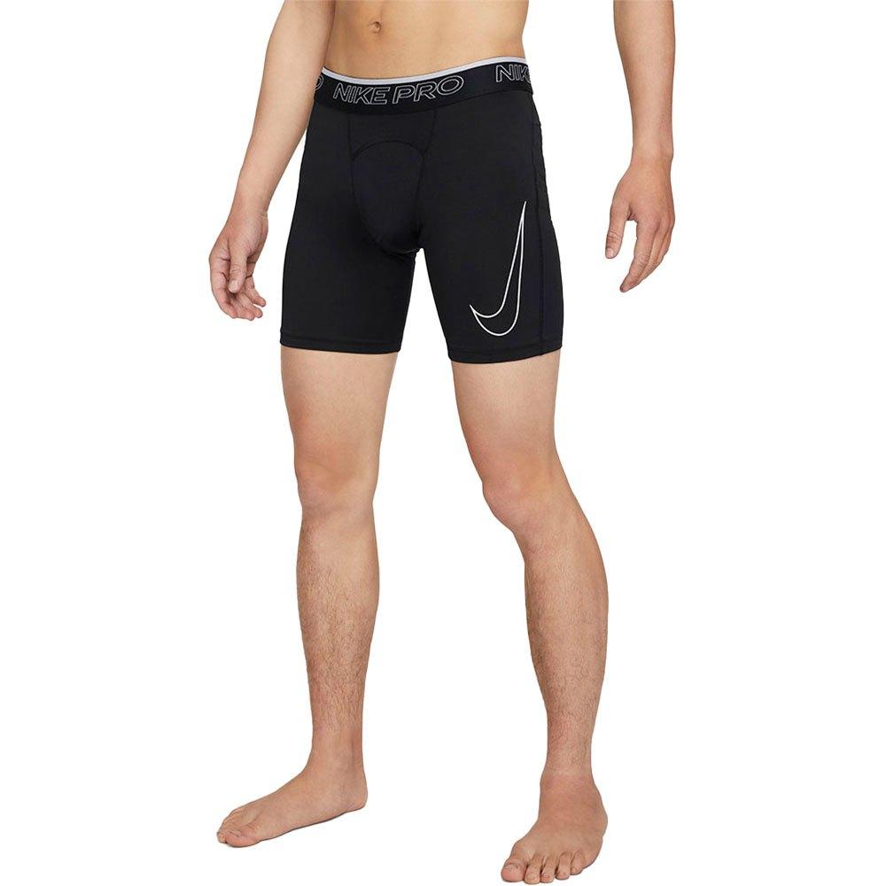 Nike Les Shorts Pro Dri Fit XXL Black / White