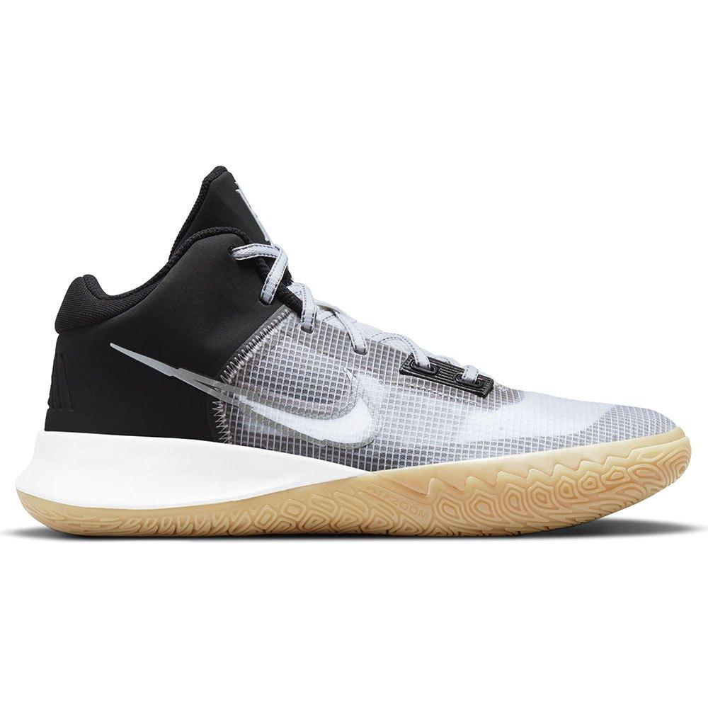 Nike Chaussures Kyrie Flytrap 4 EU 43 Black / Metallic Cool Grey / White