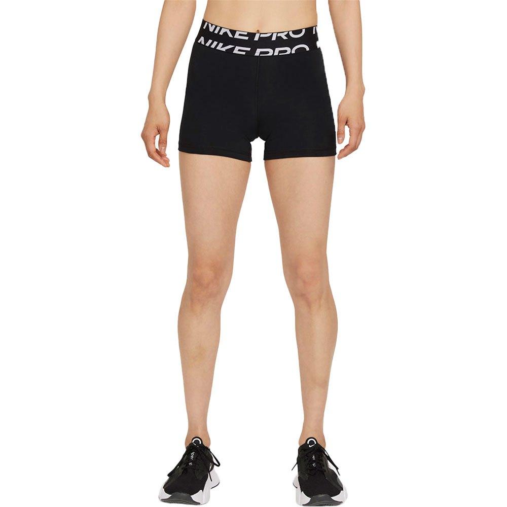 Nike Les Shorts Pro Dri Fit 3´´ Graphic S Black / White