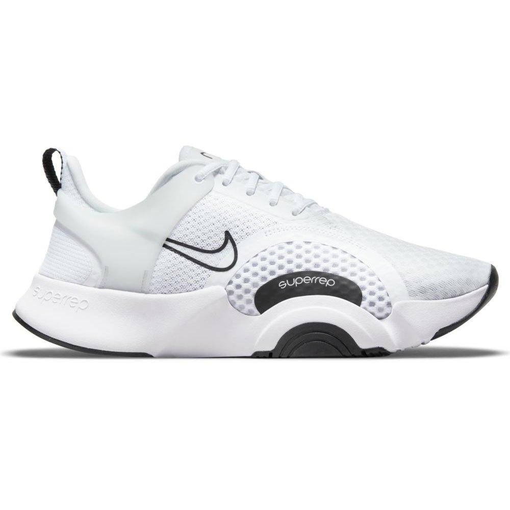 Nike Zapatillas Superrep Go 2 EU 41 White / Black / White / Pure Platinum