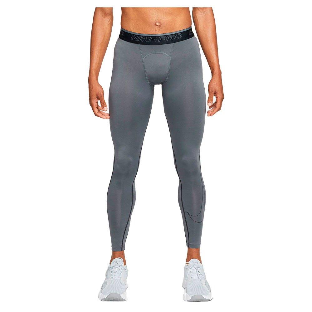 Nike Legging Pro Dri Fit L Iron Grey / Black / Black