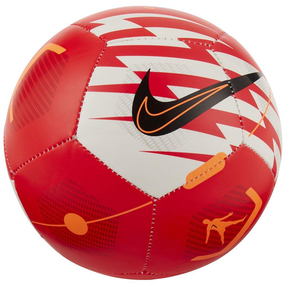 Nike Ballon Football Cr7 Skills 1 Bright Crimson / Total Orange / Black