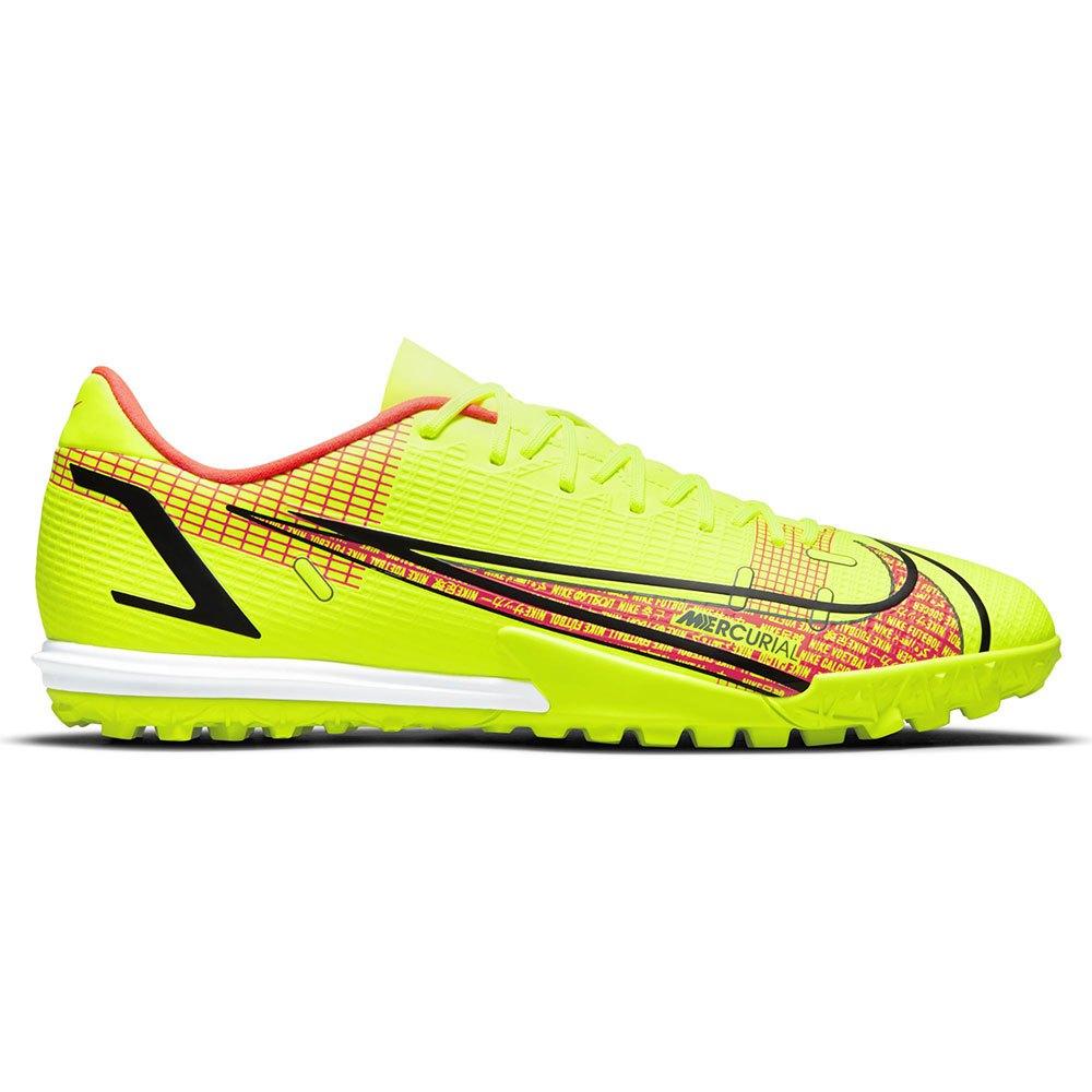 Nike Chaussures Football Mercurial Vapor Ix Academy Tf EU 43 Volt / Bright Crimson