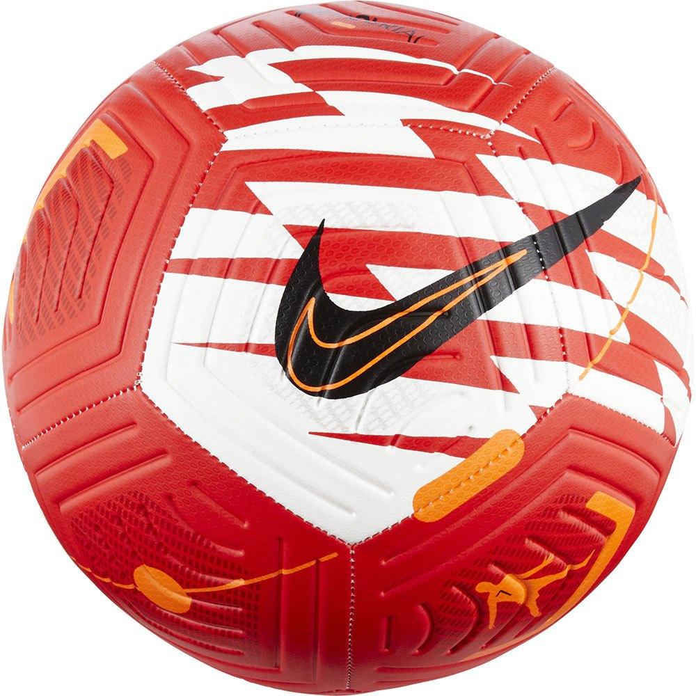Nike Ballon Football Strike Cr7 5 Bright Crimson / Total Orange / Black