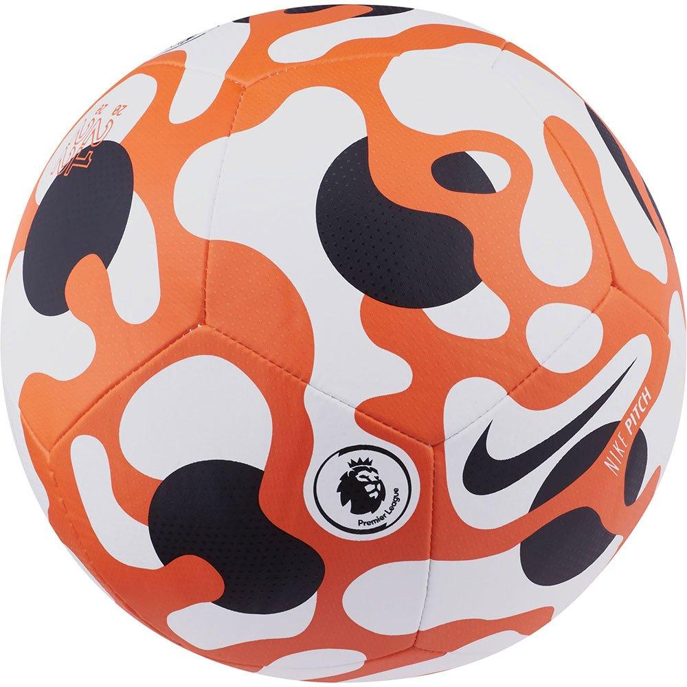 Nike Ballon Football Premier League Pitch 3 White / Hyper Crimson / Black / Black