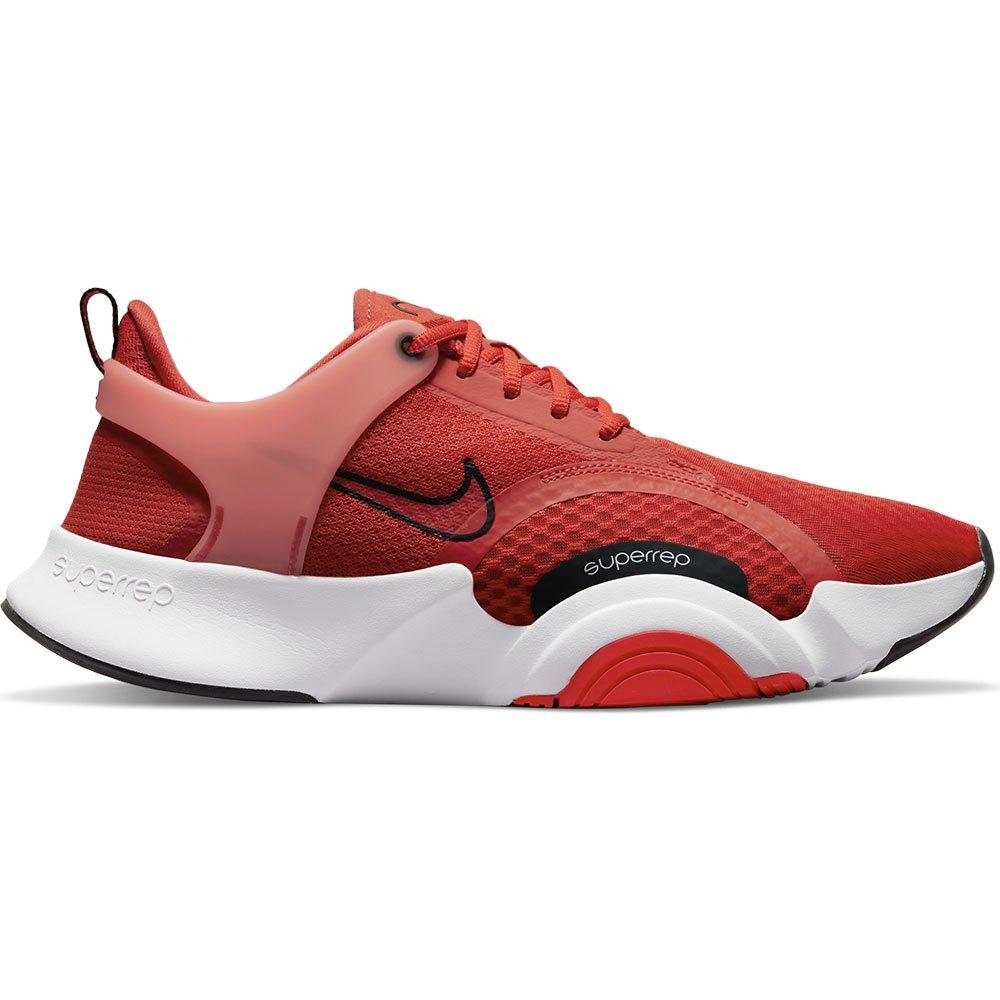 Nike Zapatillas Superrep Go 2 EU 43 Chile Red / Black / White / Magic Ember