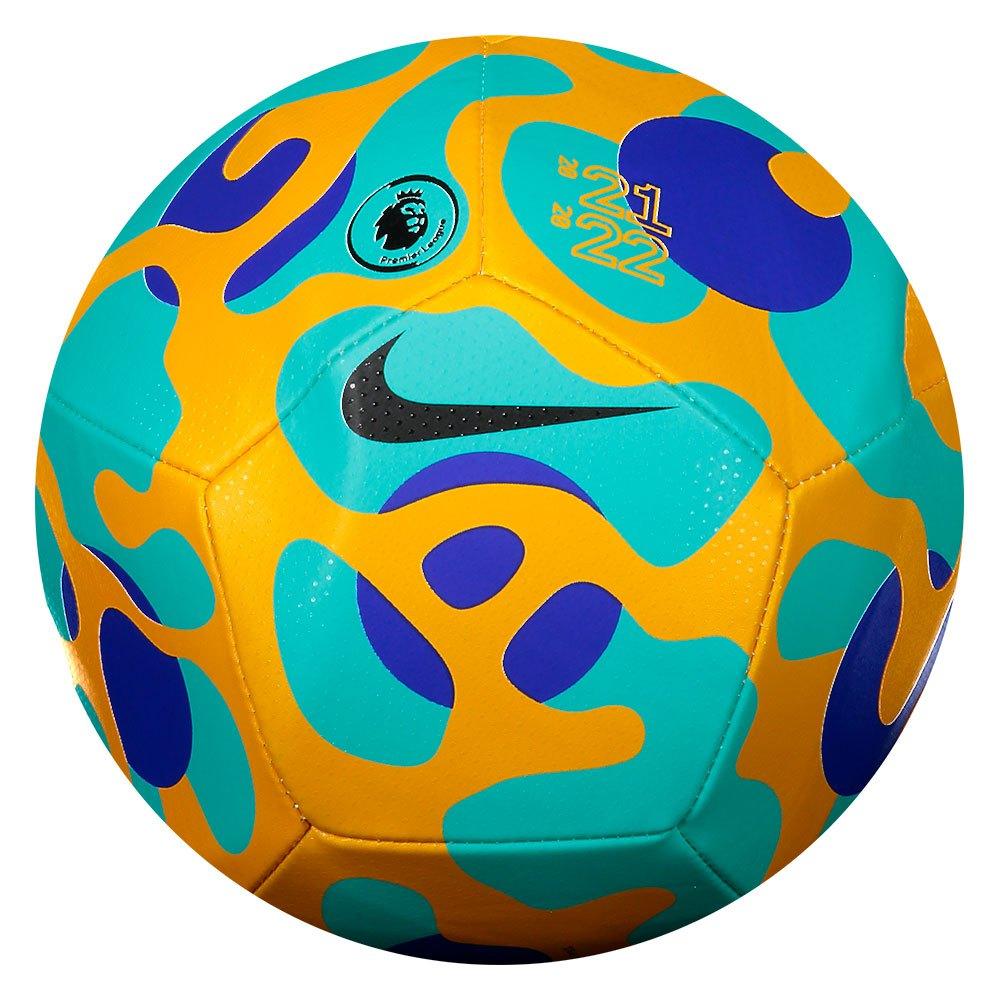 Nike Ballon Football Premier League Pitch 3 Aurora Green / Laser Orange / Black
