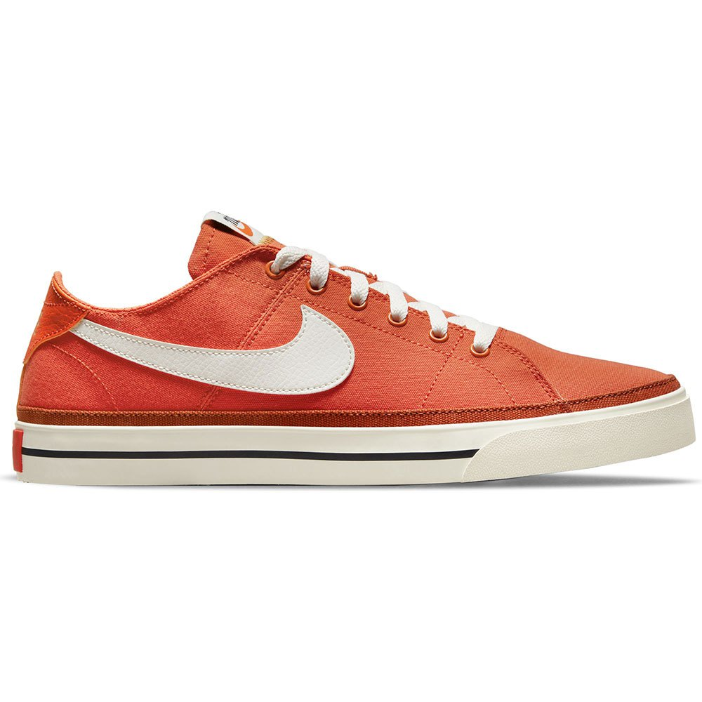 Nike Chaussures Tous Les Courts Court Legacy EU 41 Orange / Sail / Burnt Sunrise