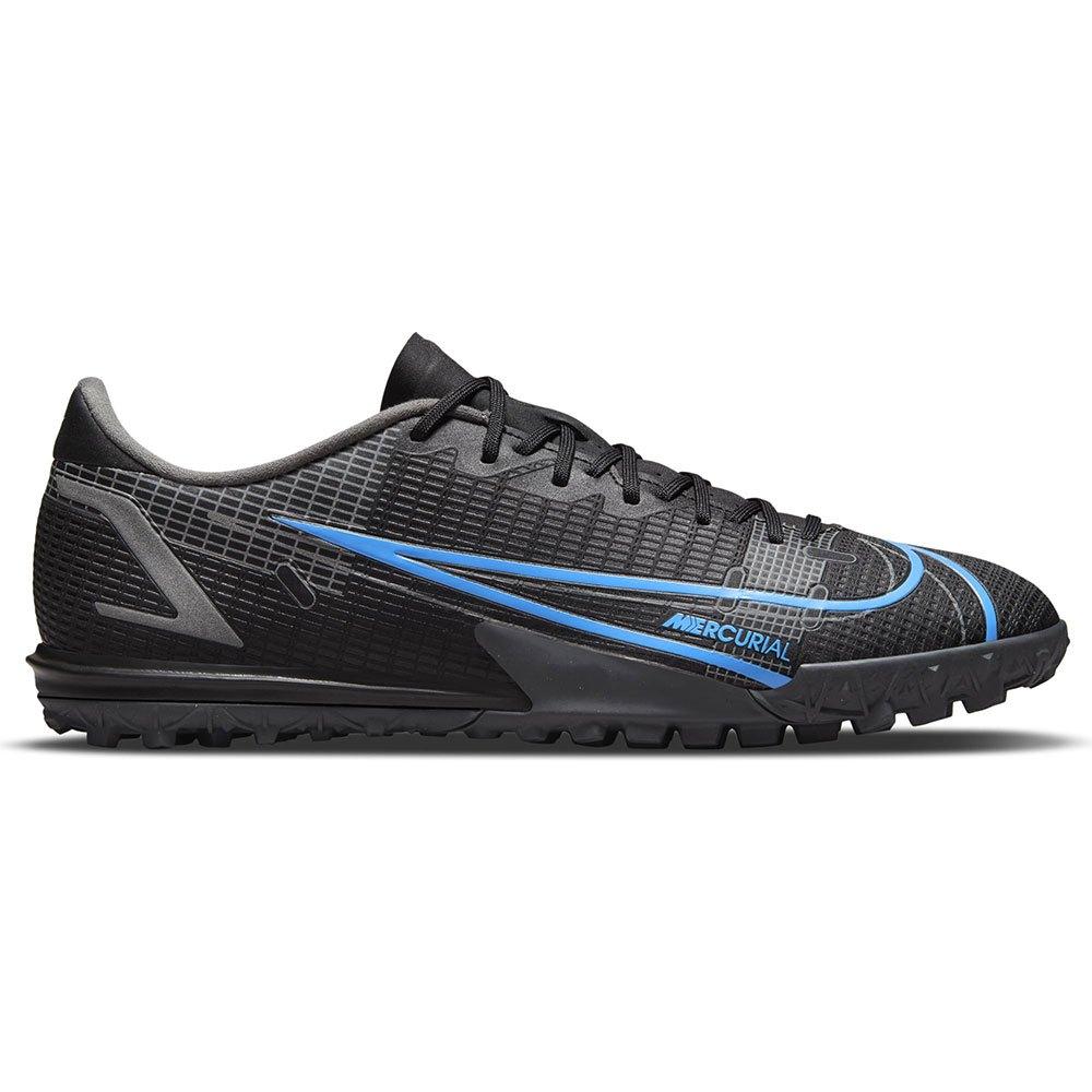 Nike Chaussures Football Mercurial Vapor Ix Academy Tf EU 46 Black / Black / Iron Grey