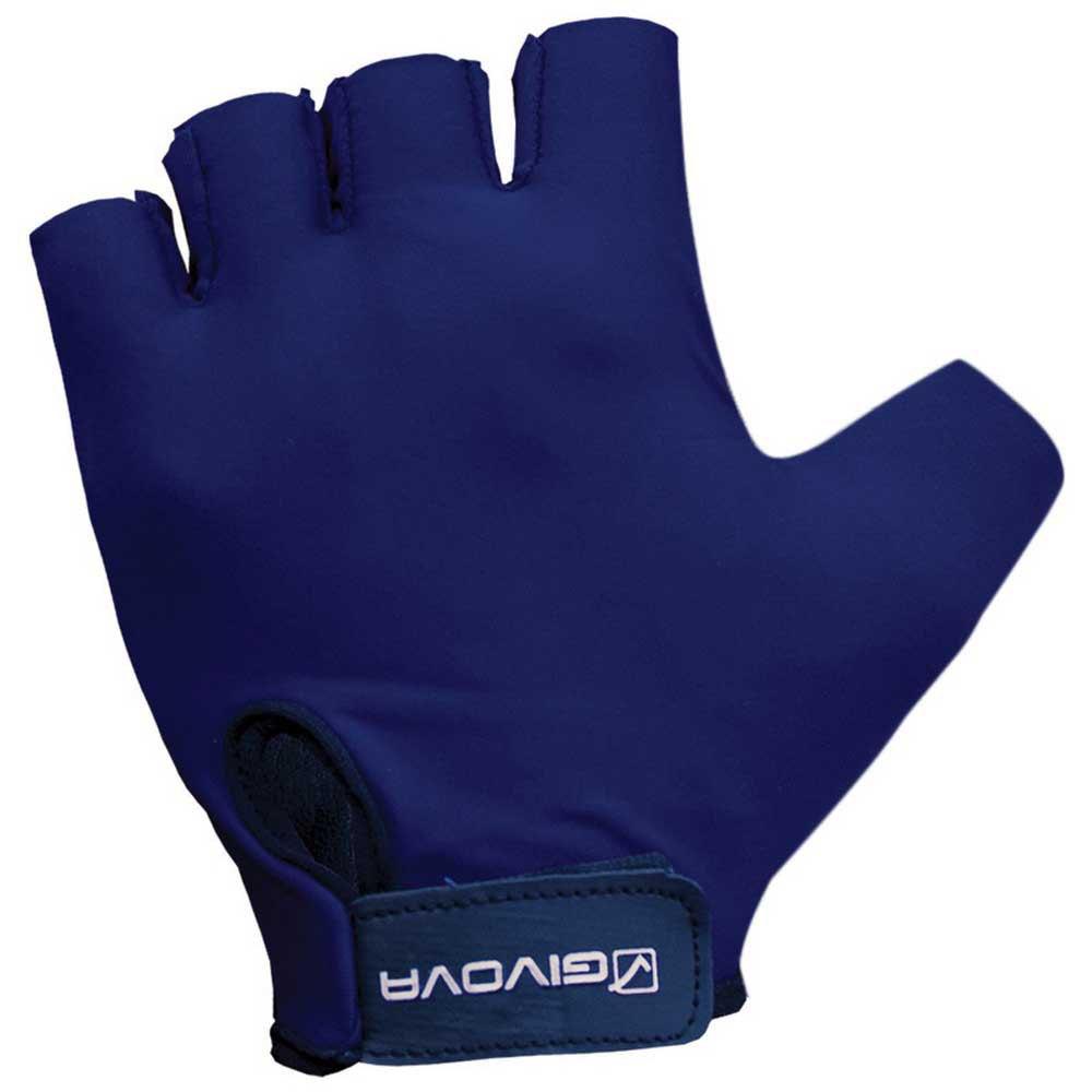 Givova Gants Fitness S Blue