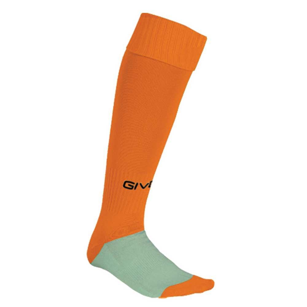 Givova Chaussettes Longue Match Adulte One Size Orange