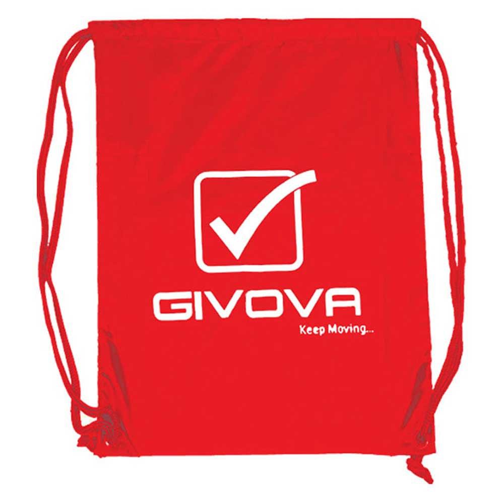Givova Sac De Gym One Size Red
