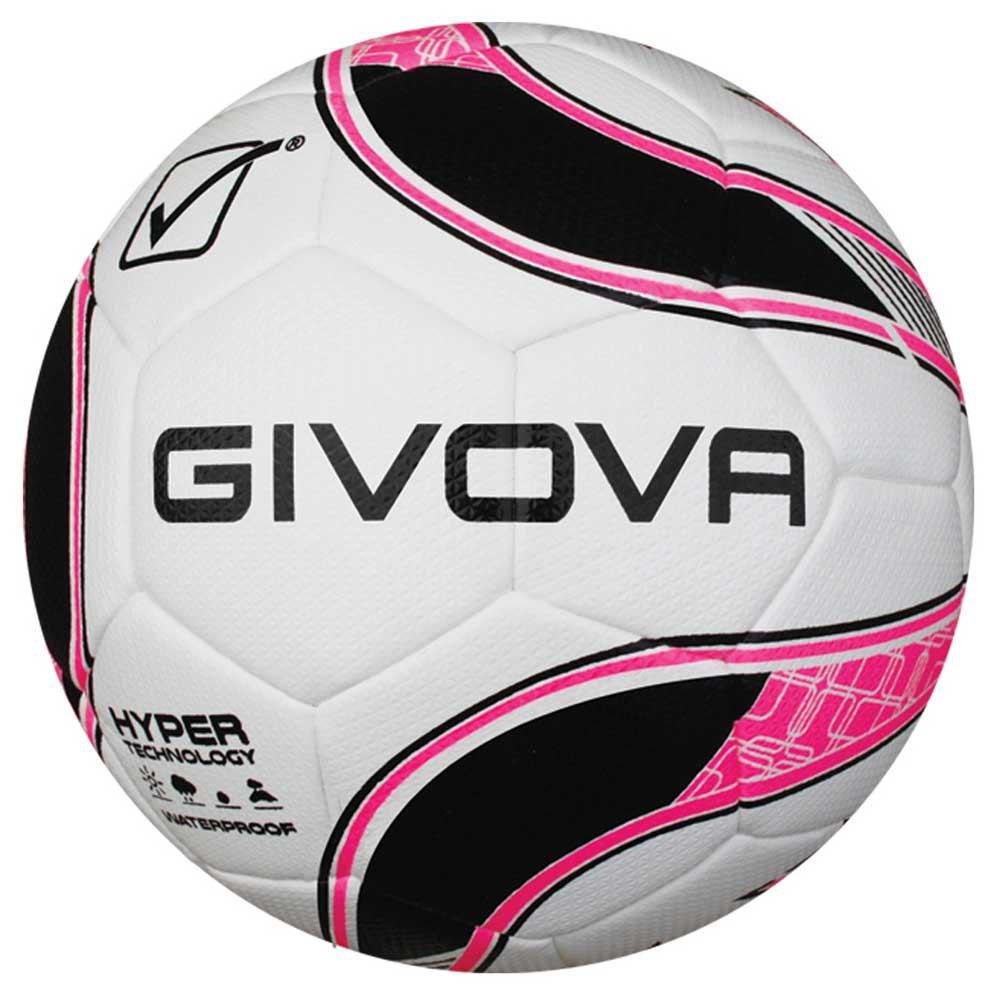 Givova Ballon Football Hyper 4 Fuxia / Black