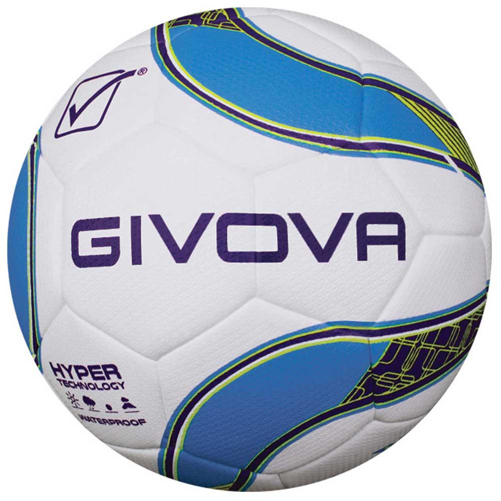 Givova Ballon Football Hyper 4 Brown / Royal