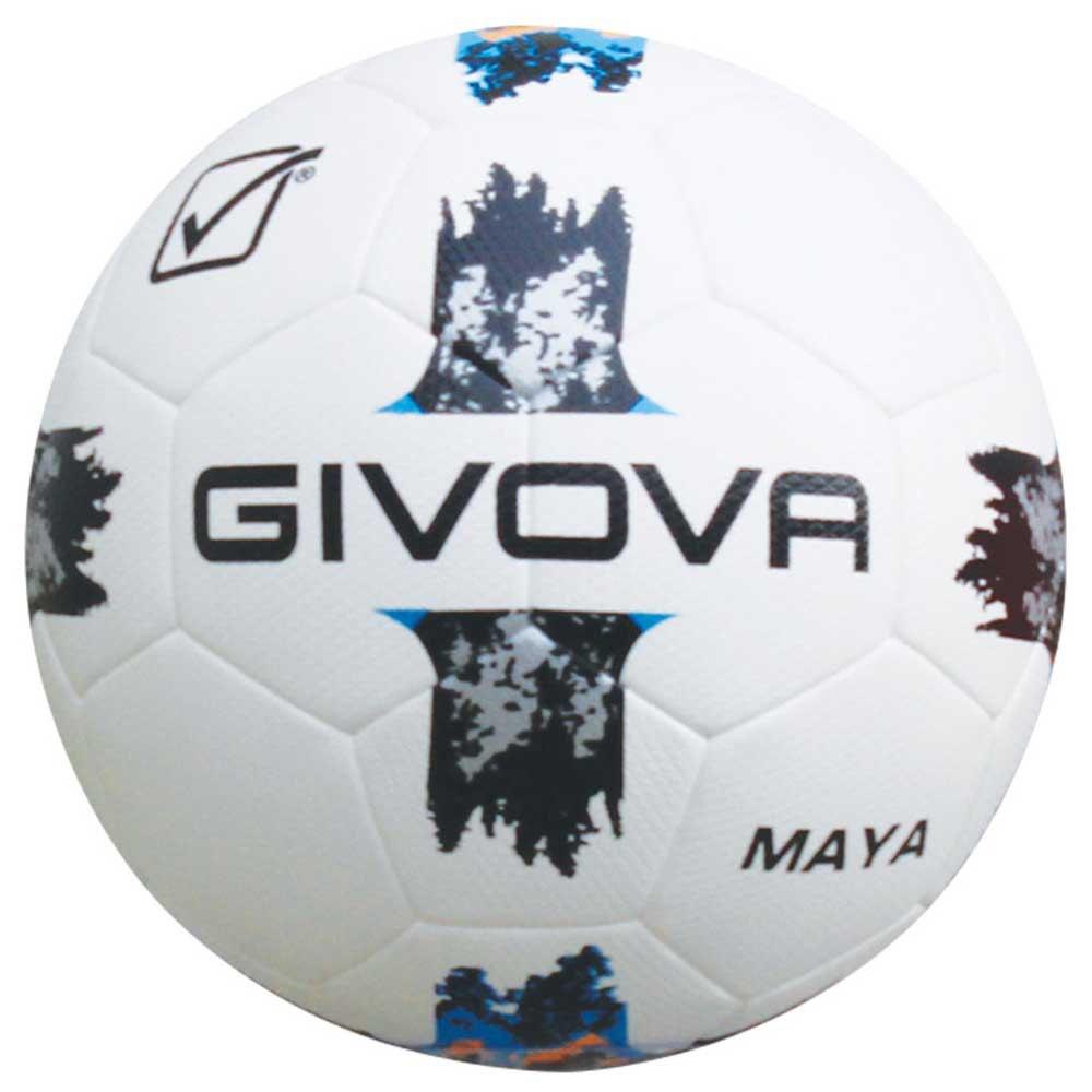 Givova Ballon Football Maya 4 Black / Silver