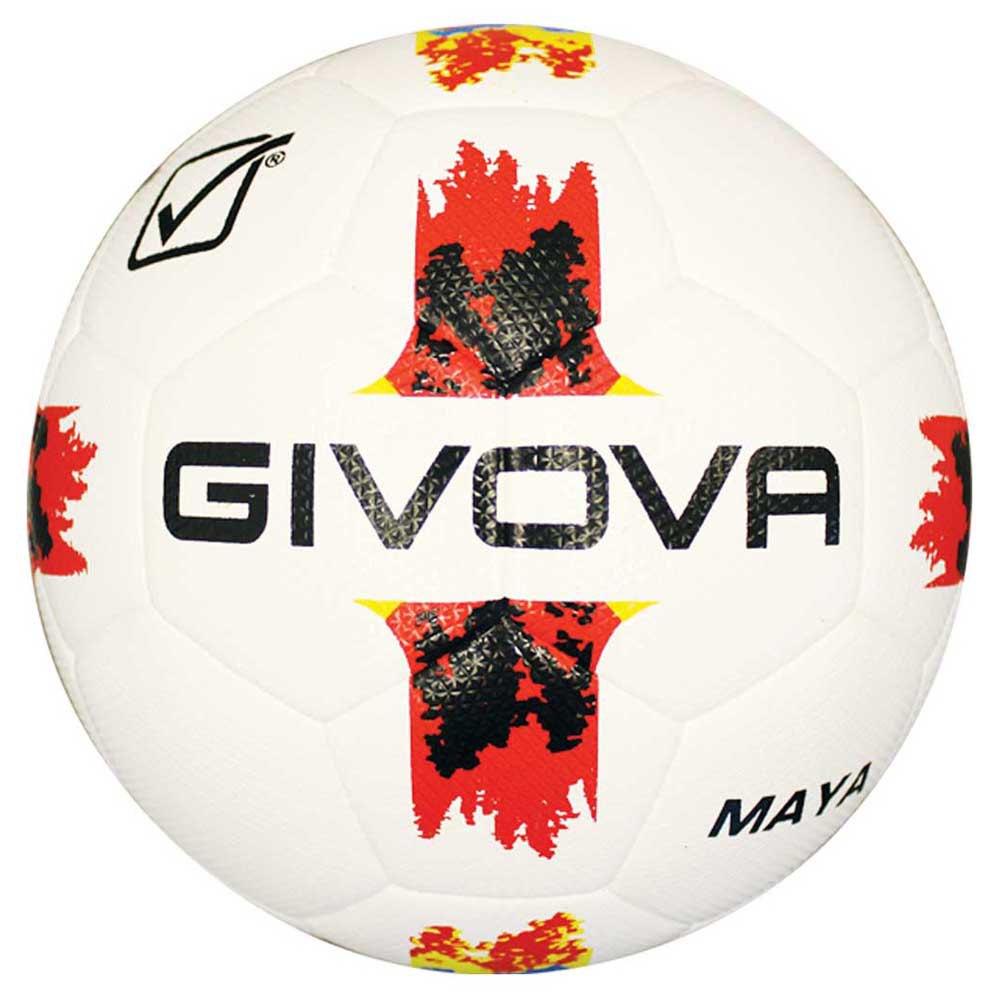 Givova Ballon Football Maya 4 Red / Black