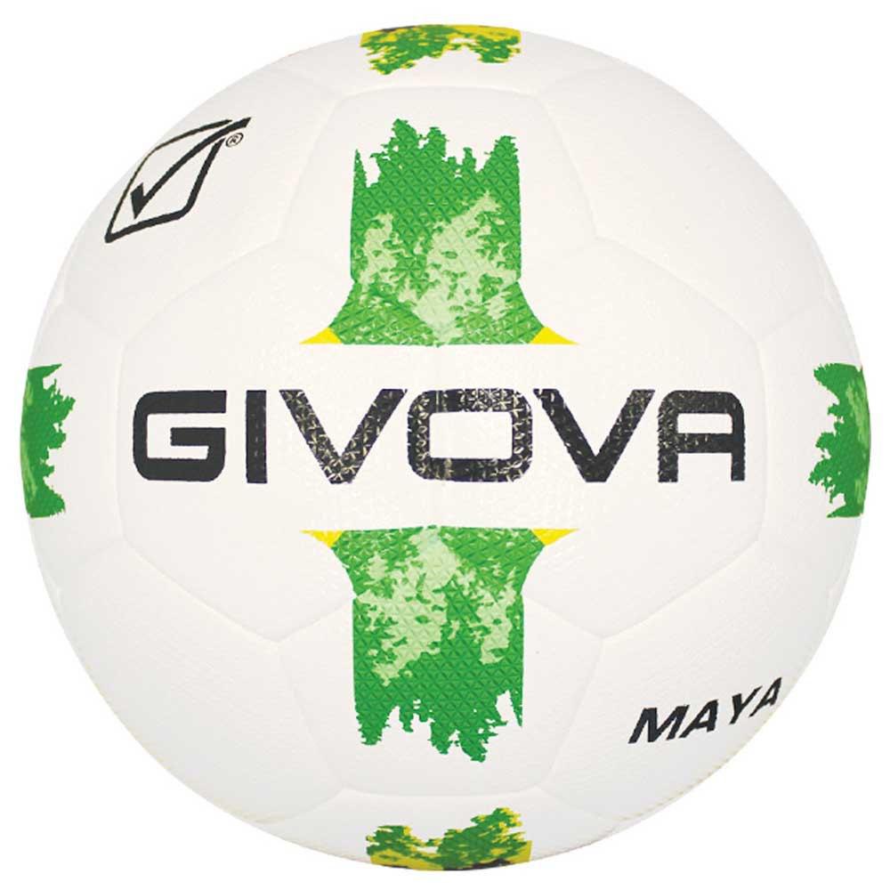 Givova Ballon Football Maya 4 Green / Black