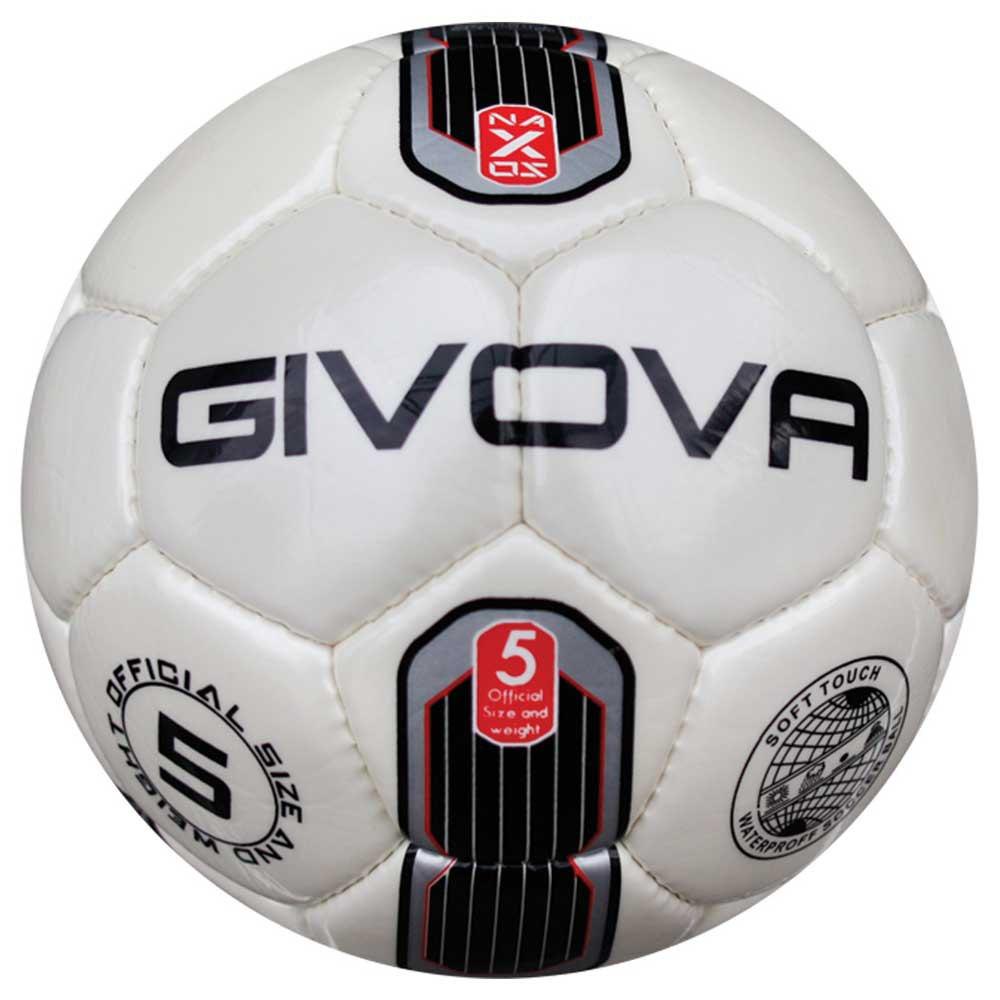 Givova Ballon Football Naxos 4 Black / Silver