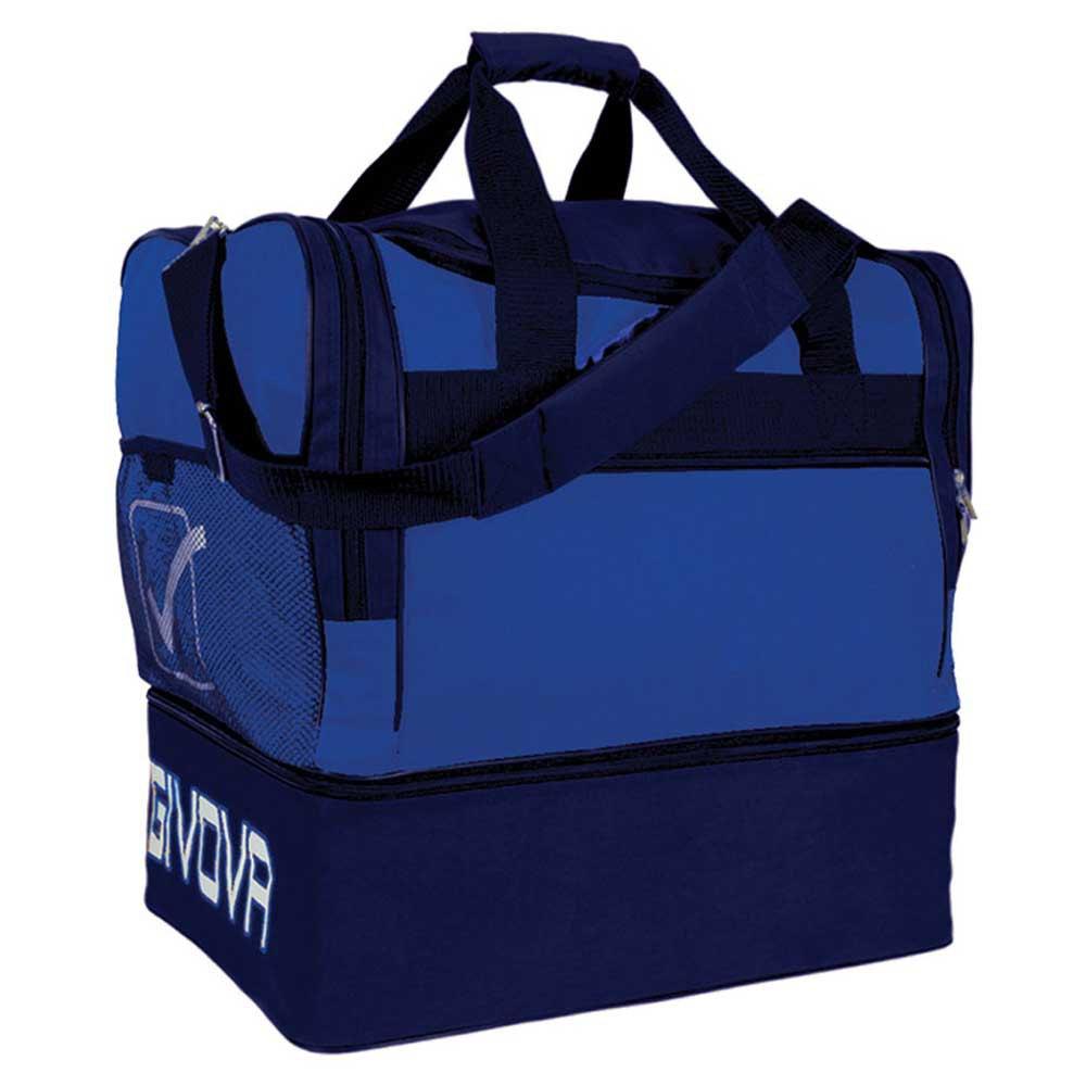 Givova Sac 10 Football Duffle 63l One Size Light Blue/ Blue