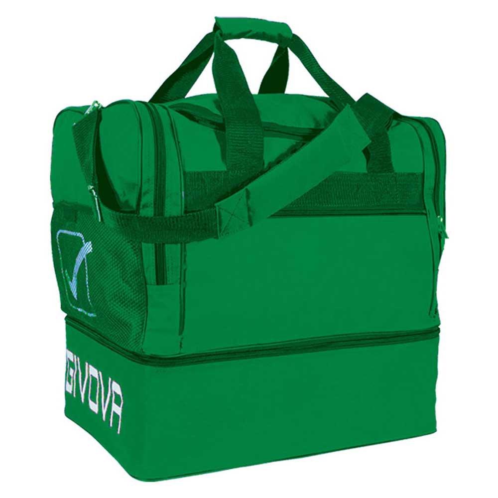 Givova Sac 10 Football Duffle 63l One Size Green