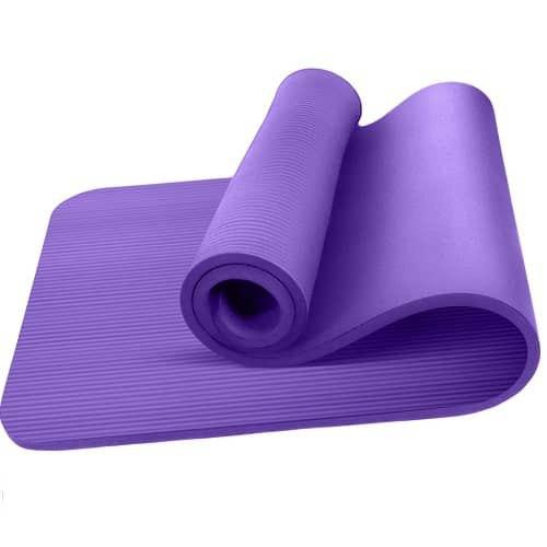 Oemar Esterilla Yoga Antideslizante Entrenamiento 60x190 Cm Morado One Size