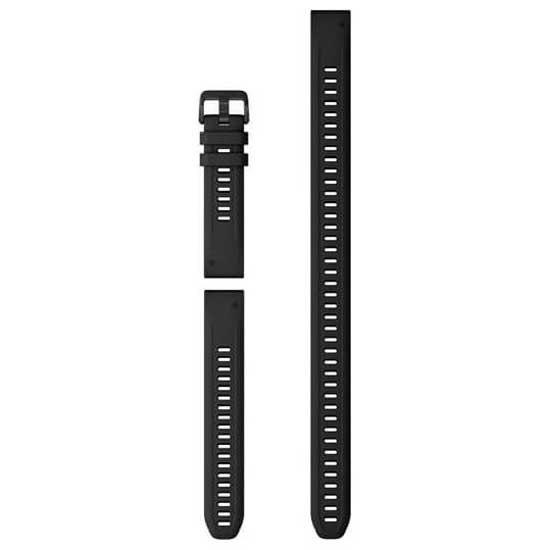 Garmin Bracelet Quickfit 20 3 Pièces One Size Black