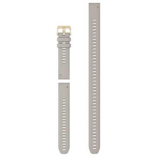Garmin Bracelet Silicone Quickfit 20 3 Pièces One Size Tundra