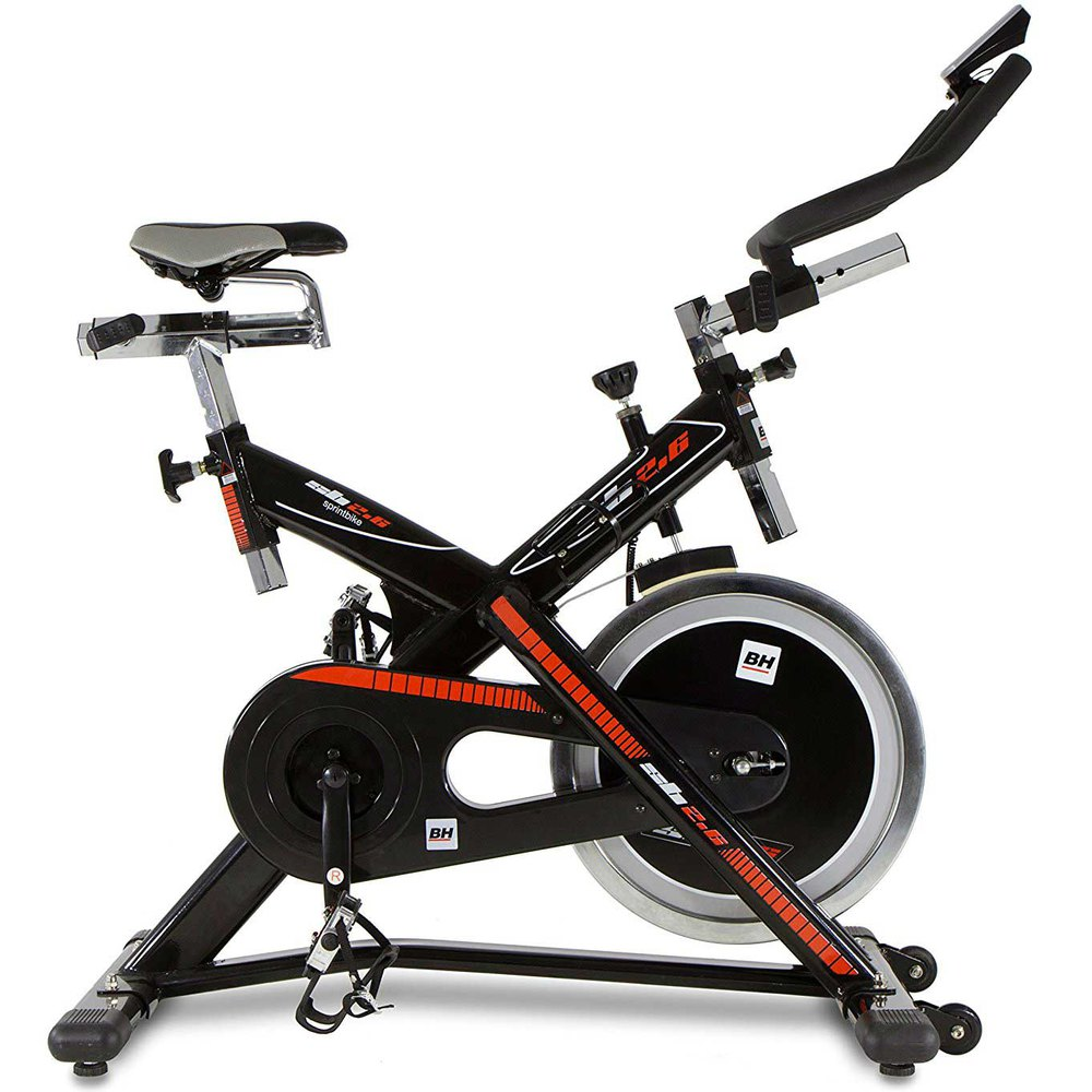 Bh Fitness Indoor Bike Sb2.6 H9173 One Size
