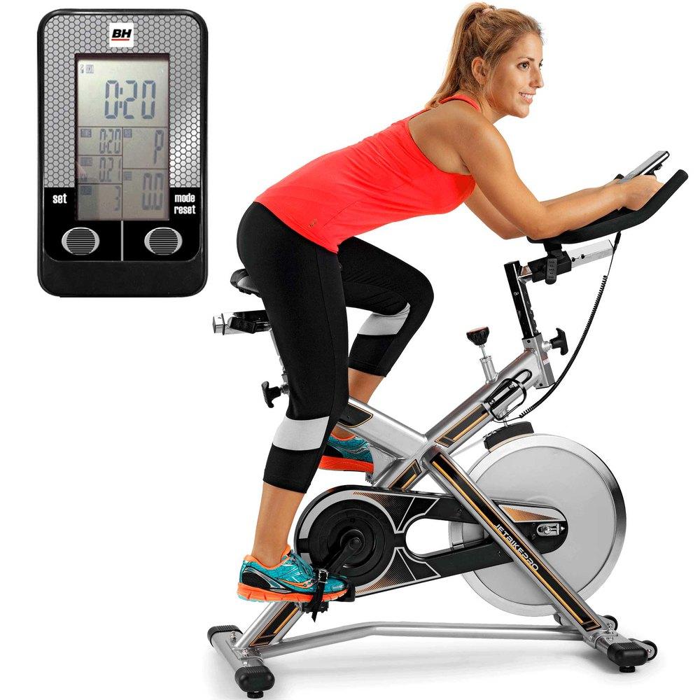Bh Fitness Indoor Bike Mkt Jet Bike Pro H9162rf One Size