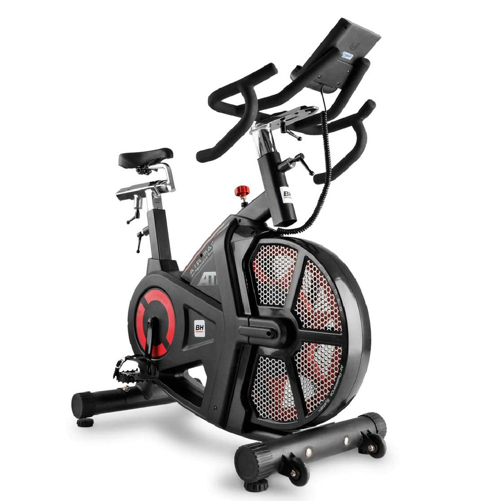 Bh Fitness Indoor Bike I.air Mag H9122i One Size