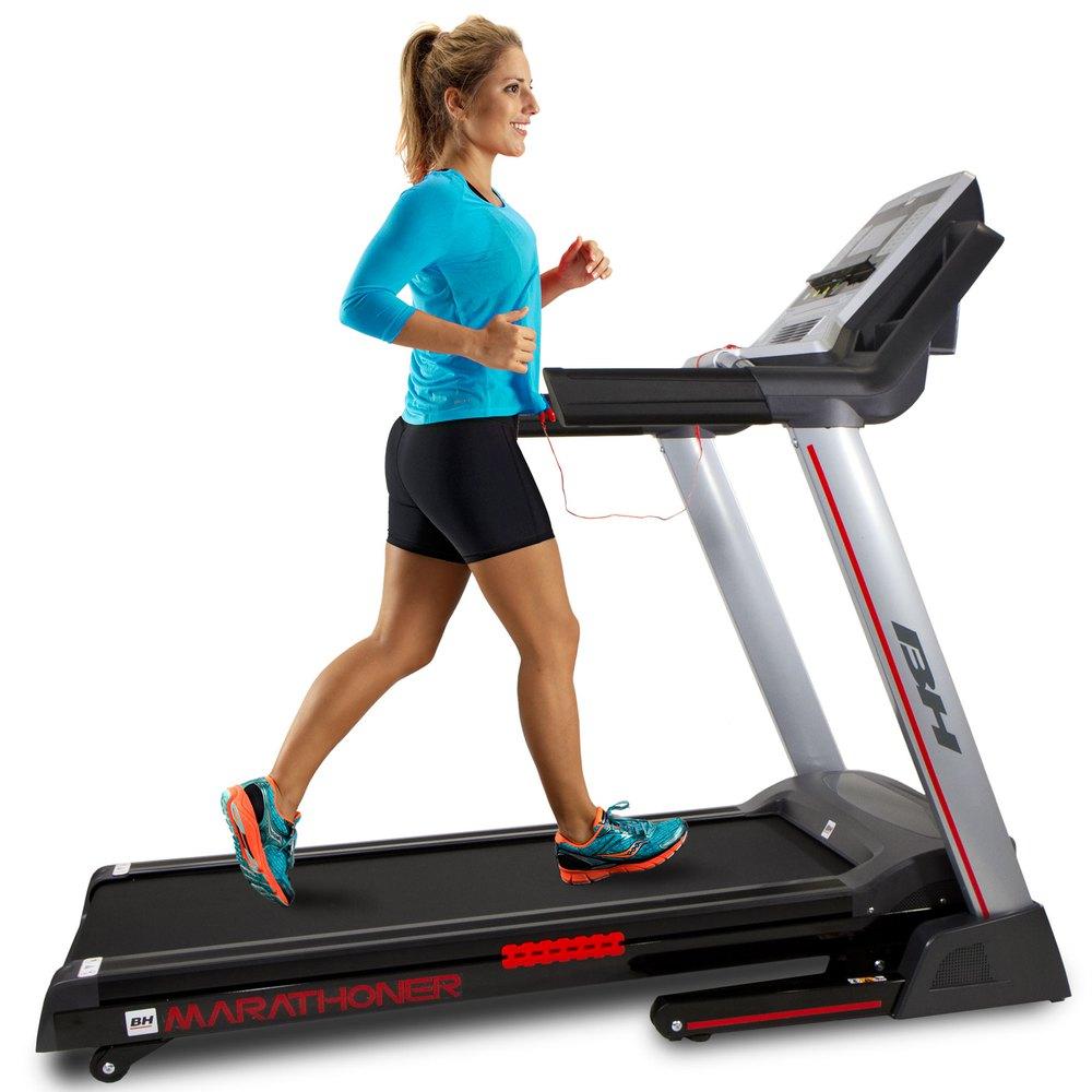 Bh Fitness Treadmill Marathoner G6458rf One Size