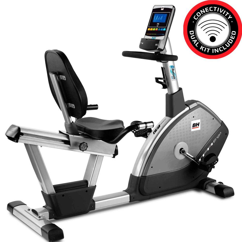 Bh Fitness Vélo Statique Couché Tfr Ergo H650il One Size