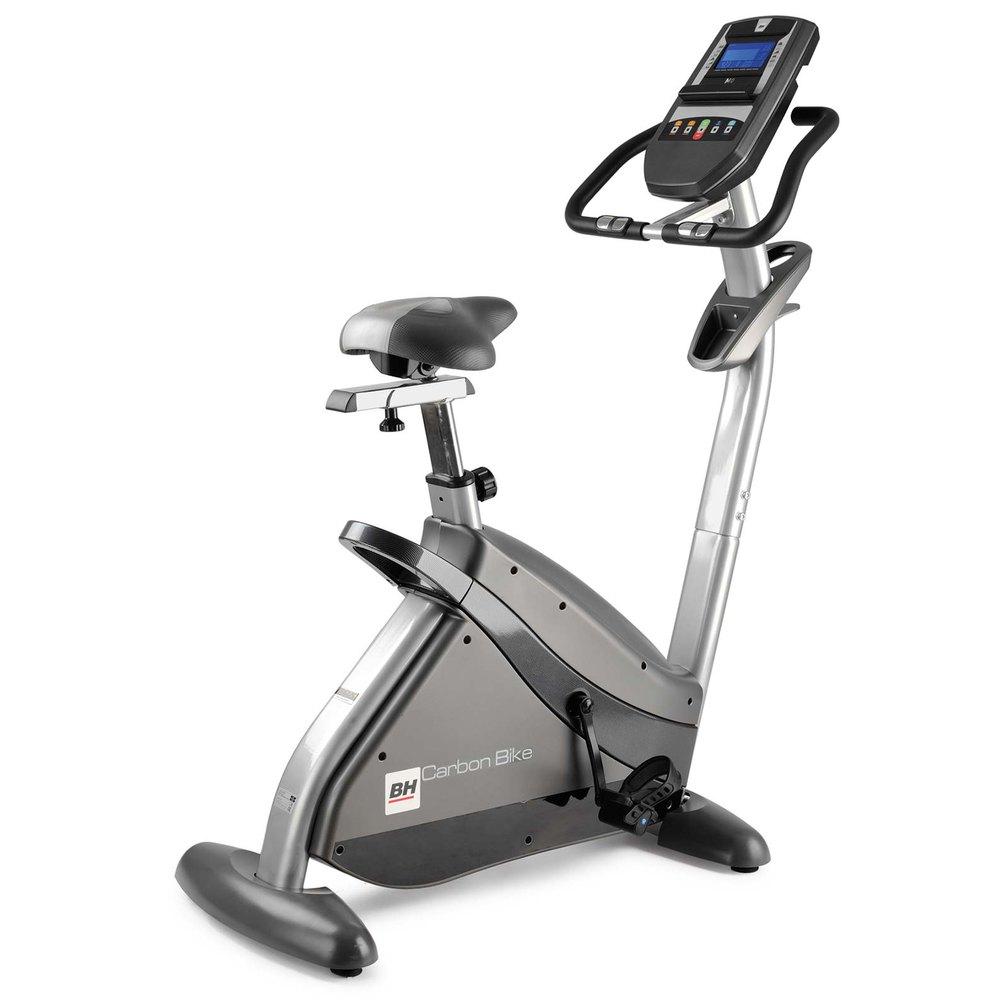 Bh Fitness Vélo Statique Upright Carbon Dual H8705l One Size
