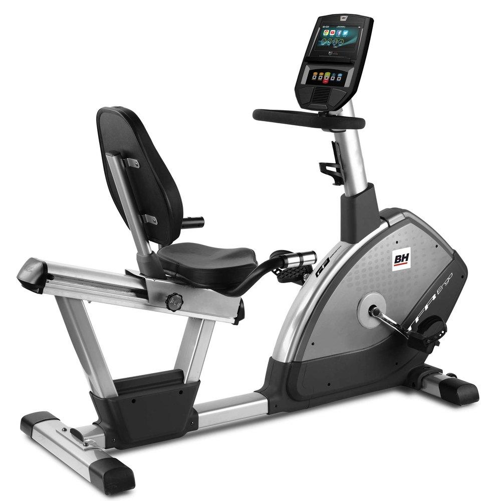 Bh Fitness Vélo Statique Couché Tfr Ergo Tft H650il One Size