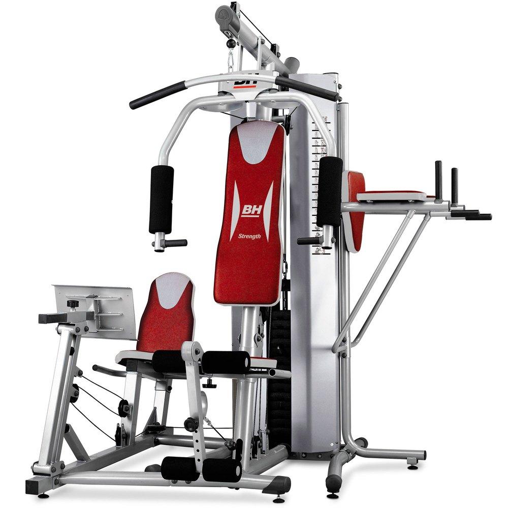 Bh Fitness Multigym Global Gym Titanium G152x One size