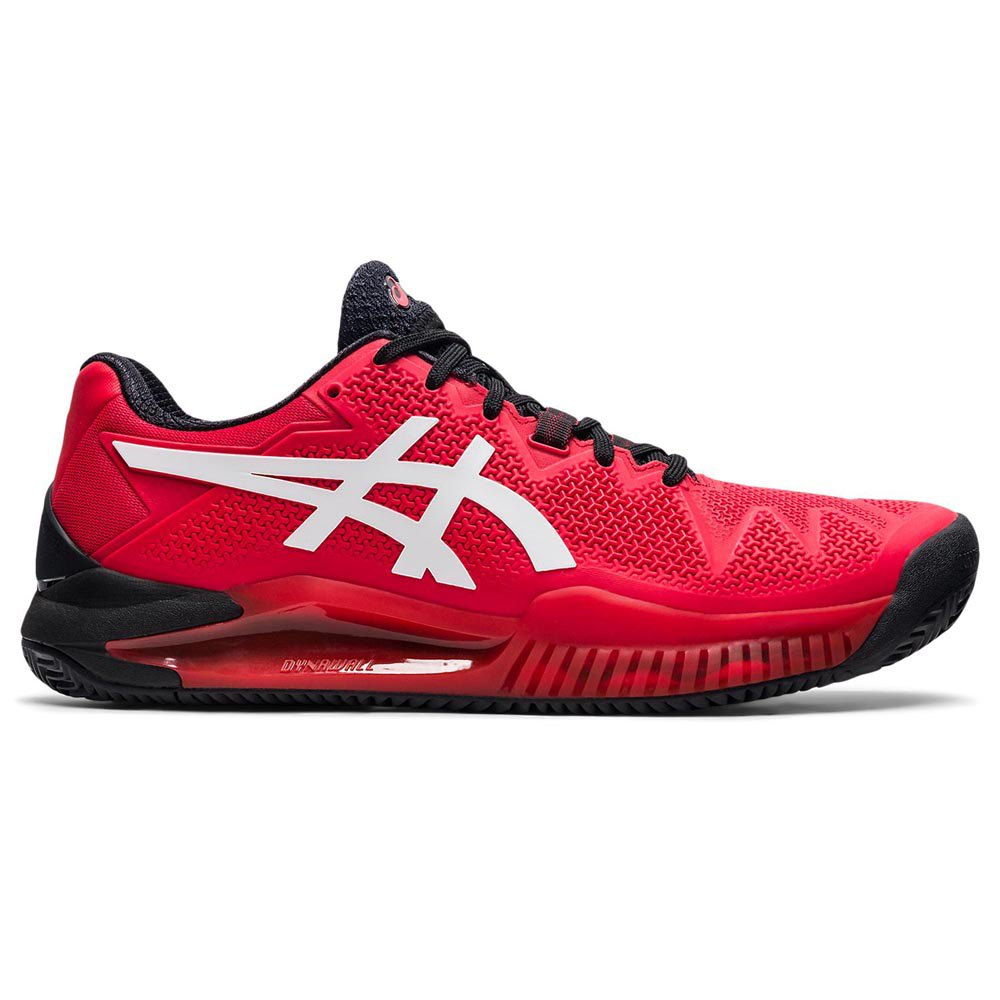 Asics Chaussures Gel-resolution 8 EU 40 Electric Red / White