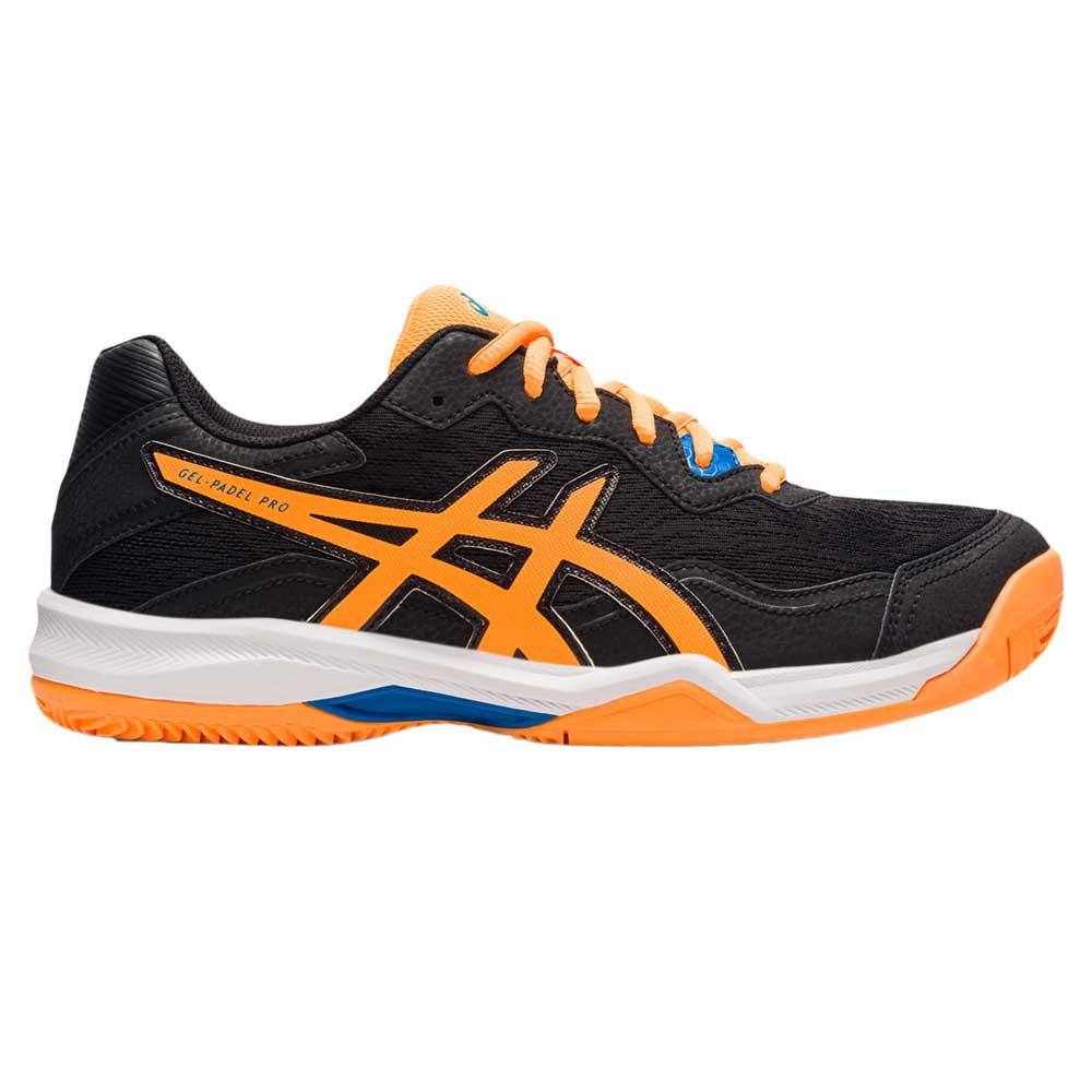 Asics Chaussures Gel-pro 4 EU 40 Black / Orange Pop