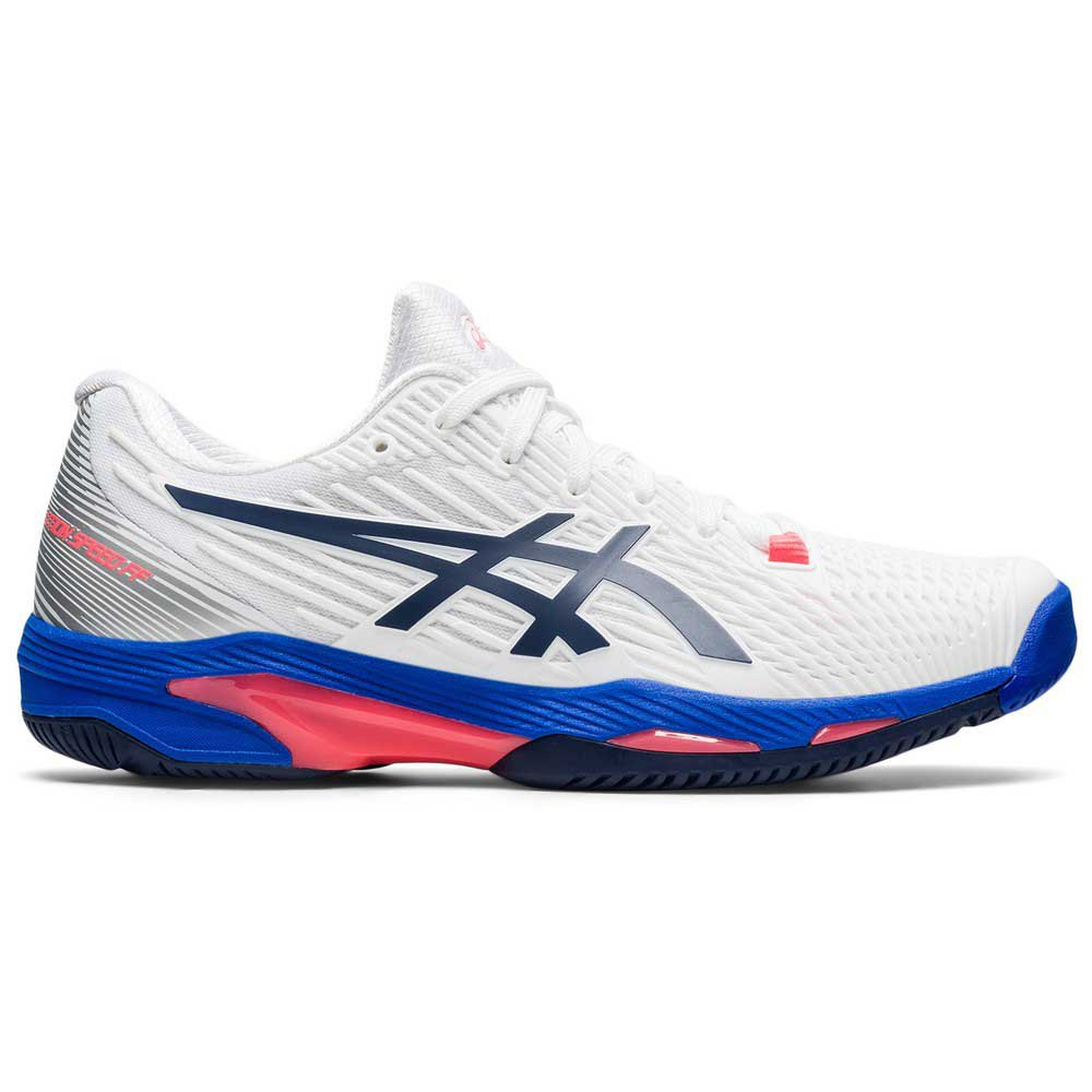 Asics Chaussures Solution Speed Ff 2 EU 37 White / Peacoat