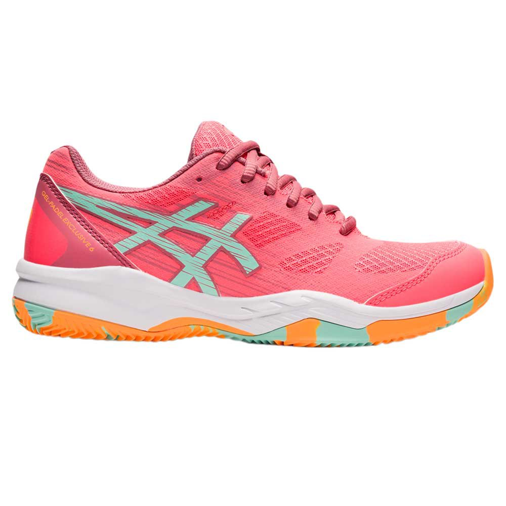 Asics Chaussures Gel-exclusive 6 EU 37 Blazing Coral / Fresh Ice