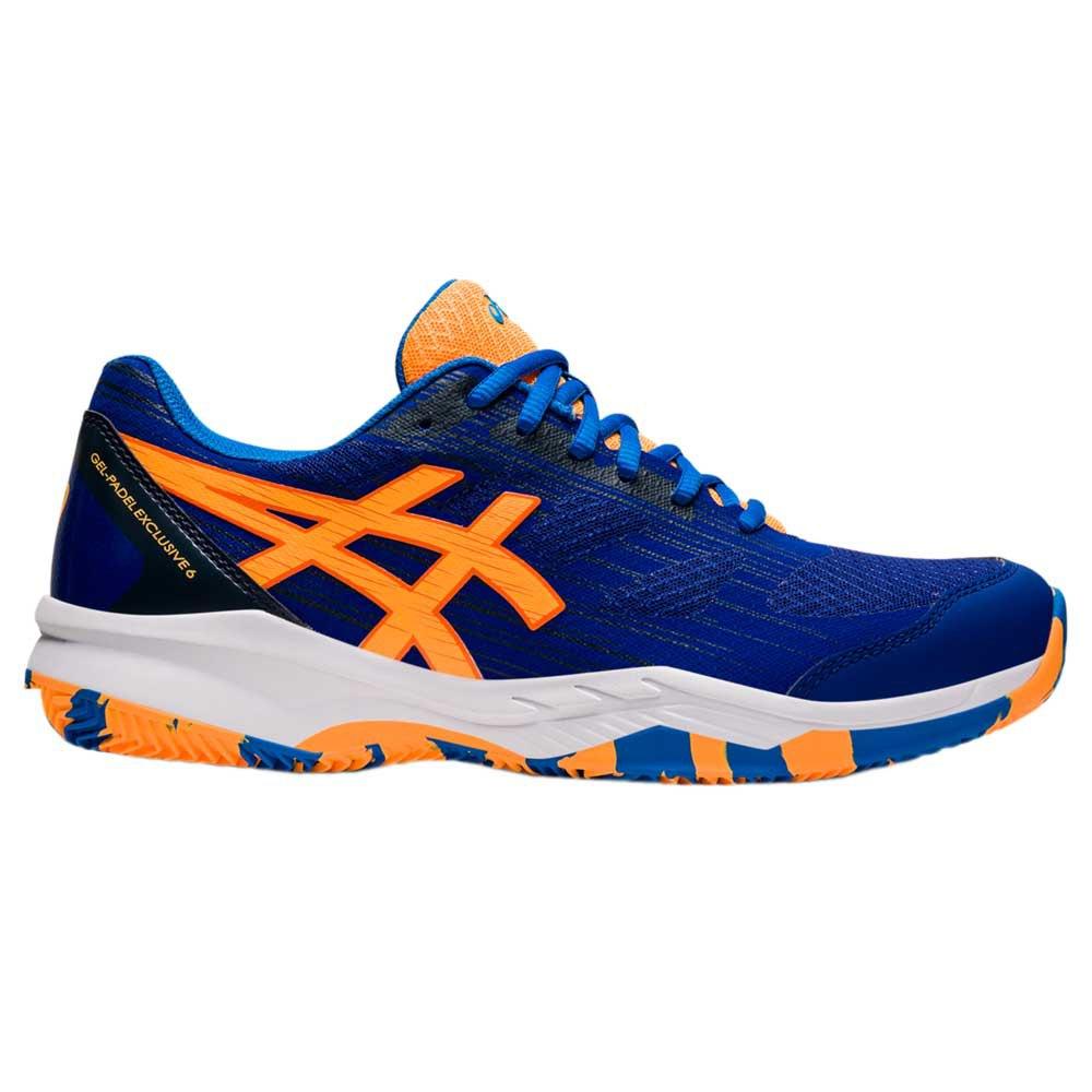 Asics Chaussures Gel-exclusive 6 EU 40 Monaco Blue / Orange Pop