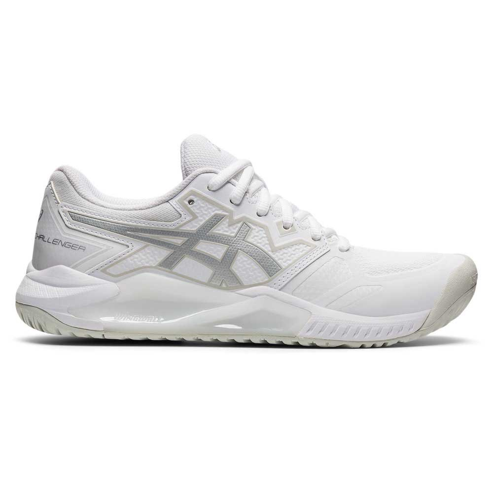 Asics Chaussures Gel-challenger 13 EU 36 White / Pure Silver