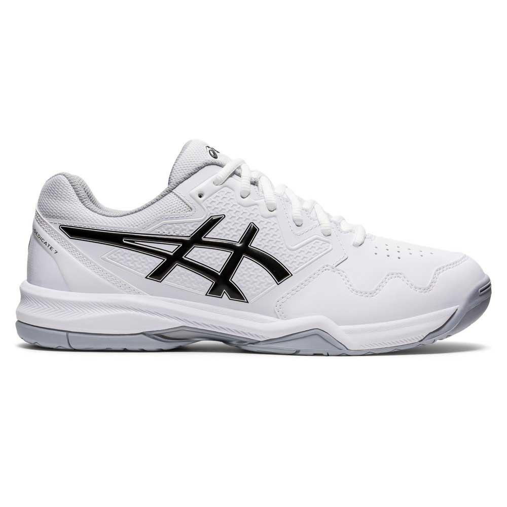Asics Chaussures Gel-dedicate 7 EU 40 White / Black