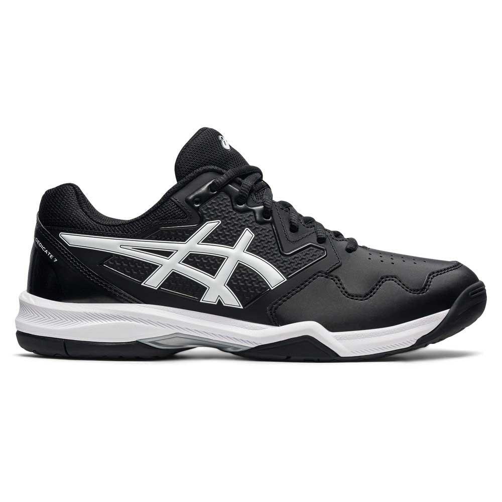 Asics Chaussures Gel-dedicate 7 EU 42 Black / White